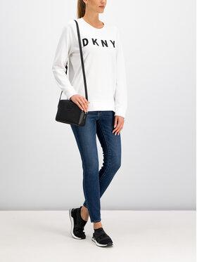 DKNY DKNY Jeansy Slim Fit P9RKX600 Granatowy Slim Fit