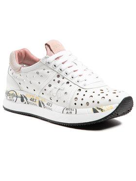 Premiata Premiata Sneakersy Conny 4728 Biały