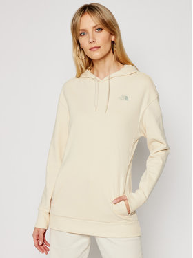 The North Face The North Face Суитшърт P.U.D NF0A4T1SRB61 Бежов Regular Fit