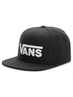 Vans Vans Шапка с козирка Drop V II Snapb VN0A36ORY28 Черен