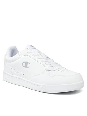 Champion Champion Sneakersy New Court 2.0 S21669-CHA-WW001 Biela