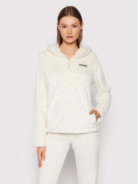 Columbia Columbia Geacă fără fermoar Bundle Up™ Hooded Fleece 1958811 Bej Regular Fit