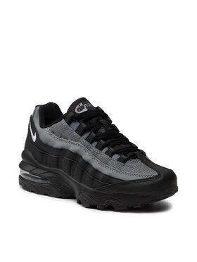 Nike Nike Boty Air Max '95 (Gs) 905348 038 Černá