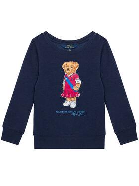 Polo Ralph Lauren Polo Ralph Lauren Majica dugih rukava Classics I 311837228001 Tamnoplava Regular Fit