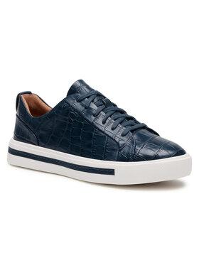 Clarks Clarks Laisvalaikio batai Un Maul Lace 261517584 Tamsiai mėlyna