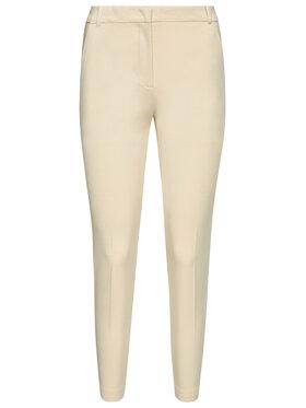 Pinko Pinko Chino kalhoty Bello PE 21 BLK01 1G15LF 5872 Béžová Regular Fit