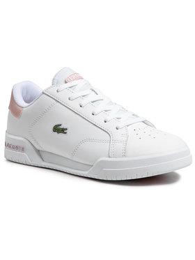 Lacoste Lacoste Sneakers Twin Sarve 0721 1 Sfa 7-41SFA00671Y9 Weiß