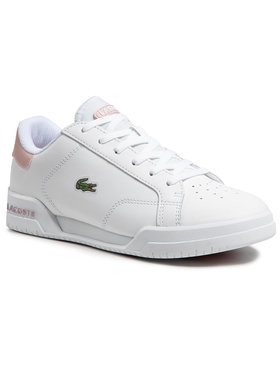 Lacoste Lacoste Sportcipő Twin Sarve 0721 1 Sfa 7-41SFA00671Y9 Fehér