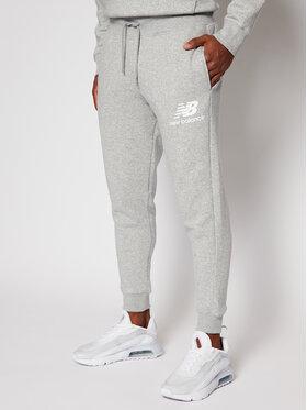 New Balance New Balance Spodnie dresowe MP03579 Szary Athletic Fit