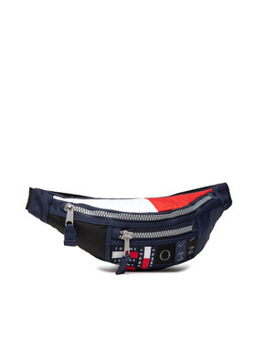 Tommy Jeans Tommy Jeans Τσαντάκι μέσης Tjm Heritage Bumbag Corporate AM0AM07513 Σκούρο μπλε