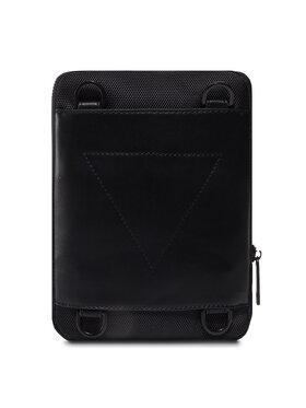 Guess Guess Мъжка чантичка Dan (Nylon) HMDNNY P0227 Черен