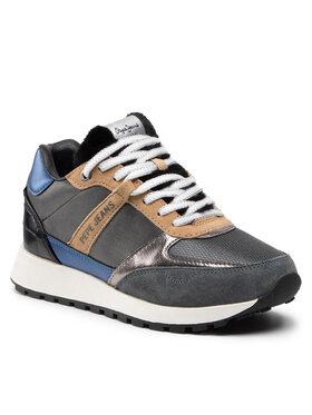 Pepe Jeans Pepe Jeans Sneakersy Dean Petty PLS31219 Šedá