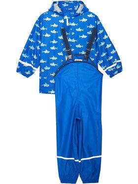 Playshoes Nepremokavá súprava 408690 D Modrá Regular Fit