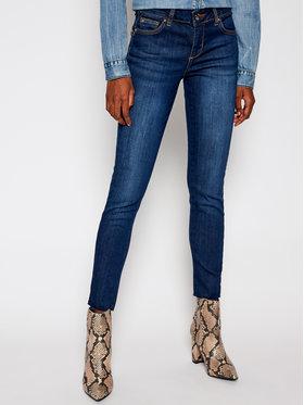 Liu Jo Liu Jo Super Skinny Fit Jeans UF0001 D4510 Dunkelblau Slim Fit