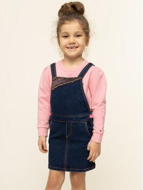 Billieblush Billieblush Každodenní šaty U12497 Tmavomodrá Regular Fit