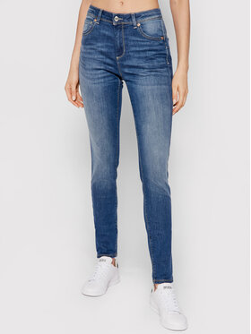 United Colors Of Benetton United Colors Of Benetton Jeans 4NF1574K5 Dunkelblau Skinny Fit