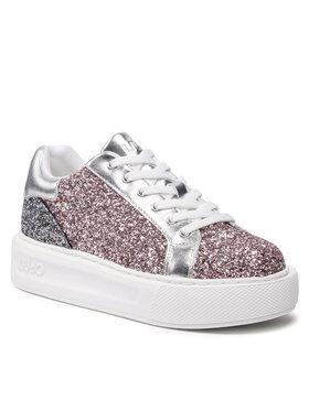 Liu Jo Liu Jo Sneakers Kylie 4 BF1107 TX114 Rosa