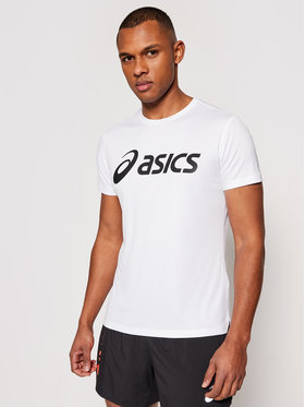 Asics Asics Funkční tričko Silver 2011A474 Bílá Regular Fit