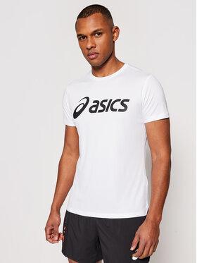Asics Asics Тениска от техническо трико Silver 2011A474 Бял Regular Fit