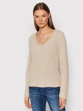 Marc O'Polo Marc O'Polo Sweter B01 6059 60097 Beżowy Regular Fit