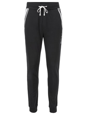 Boss Boss Spodnie dresowe Authentic 50436652 Czarny Regular Fit