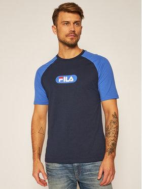 Fila Fila T-shirt Bane Ragnal 687962 Tamnoplava Regular Fit
