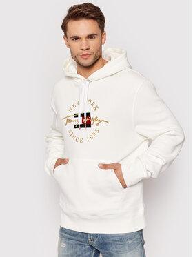 Tommy Hilfiger Tommy Hilfiger Sweatshirt Seasonal Icon MW0MW20135 Beige Relaxed Fit