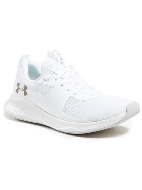 Under Armour Under Armour Обувки Ua W Charged Aurora 3022619-103 Бял