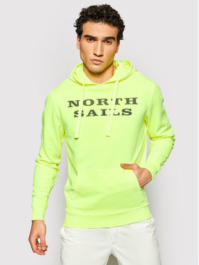 The North Face The North Face Sweatshirt W/Graphic 691584 0554 Gelb Regular Fit