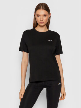 Fila Fila T-shirt Efrat 689117 Nero Regular Fit