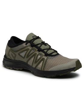 Salomon Salomon Scarpe Crossamphibian Swift 2 412950 27 V0 Verde