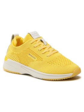 Gant Gant Laisvalaikio batai Delyn 22538597 Geltona