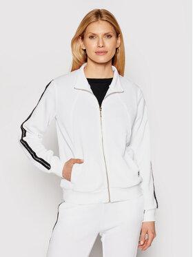 Liu Jo Sport Liu Jo Sport Pullover TA1088 J6178 Weiß Regular Fit