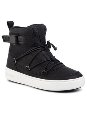 Moon Boot Moon Boot Обувки Pulse Jr Boy New York 340611001 D Черен