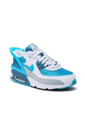 Nike Nike Boty Air Max 90 Flyease (GS) CV0526 103 Bílá