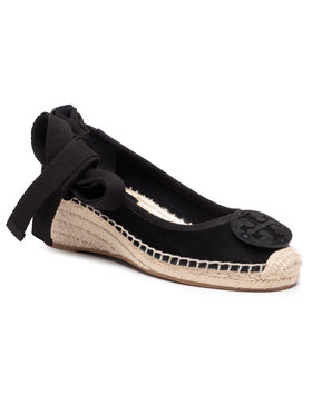 Tory Burch Tory Burch Espadrillas Minnie Ballet Espadrille 60mm 82572 Nero