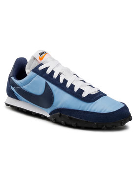 Nike Nike Buty Waffle Racer CN8115 400 Niebieski