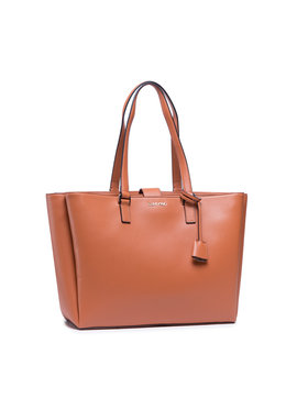 Calvin Klein Calvin Klein Torbica Shopper Md W/Laptop Comp K60K608242 Smeđa