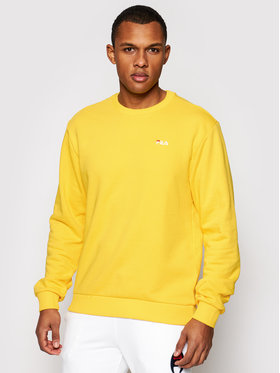 Fila Fila Bluza Efim 688164 Żółty Regular Fit
