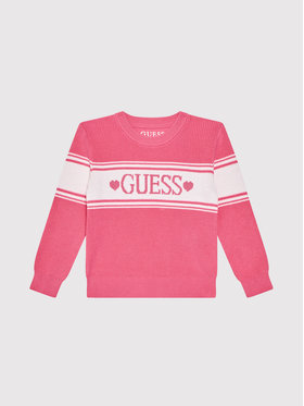 Guess Guess Pull K1YR00 Z2S40 Rose Regular Fit