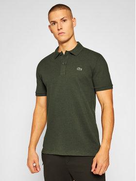 Lacoste Lacoste Polo PH4012 Zielony Slim Fit