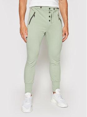 Rage Age Rage Age Spodnie dresowe Dex 2 Zielony Slim Fit
