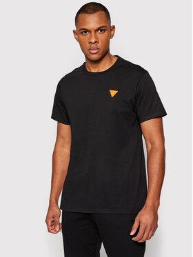 Guess Guess T-Shirt F0BI00 K8HM0 Černá Regular Fit