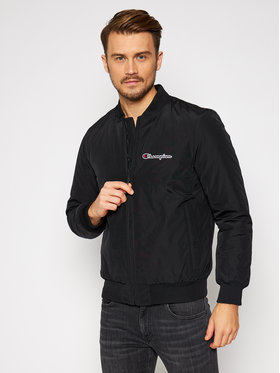 Champion Champion Bomber dzseki Trade Rochester 214892 Fekete Regular Fit