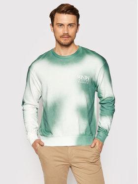 Jack&Jones Jack&Jones Bluză Chulu 12195330 Verde Oversize