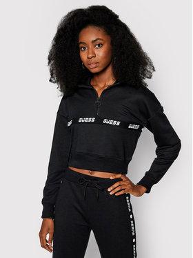 Guess Guess Sweatshirt O0BA03 KABS0 Noir Regular Fit