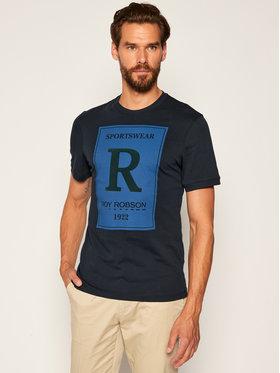 Roy Robson Roy Robson T-Shirt 2832-90 Granatowy Regular Fit