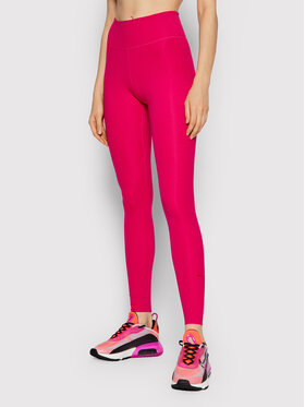 Nike Nike Legginsy One Luxe AT3098 Różowy Tight Fit