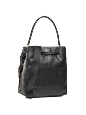 DKNY DKNY Дамска чанта Jude Drawstring Buck R04JVF61 Черен