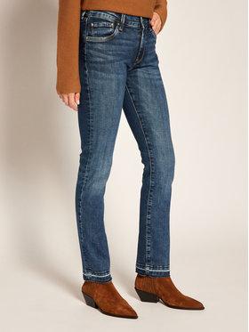 Pepe Jeans Pepe Jeans Prigludę (Slim Fit) džinsai Victoria PL201322 Tamsiai mėlyna Slim Fit